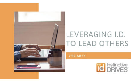 LEVERAGING I.D.™ TO LEAD A VIRTUAL TEAM