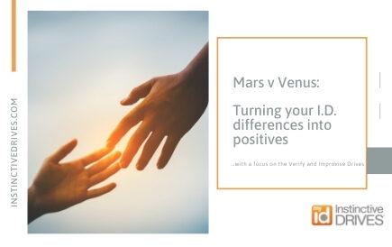 Mars v Venus Part 1