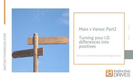 Mars v Venus Part 2
