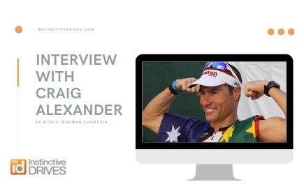 An interview with 5X World Ironman Champion, Craig Alexander, OAM