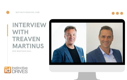 An interview with Treaven Martinus, CEO Martinus Rail